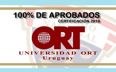Entrega de diplomas ORT 2019