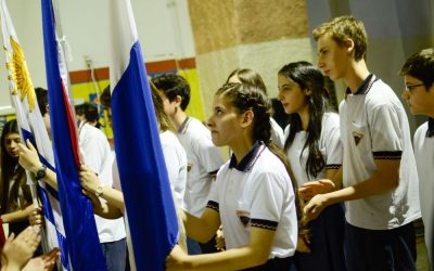 Ceremonia de Clausura de Cursos Secundaria 2016 Montevideo