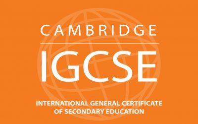 Exámenes IGCSE 2017