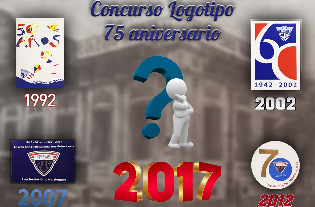 Concurso Logotipo 75 aniversario
