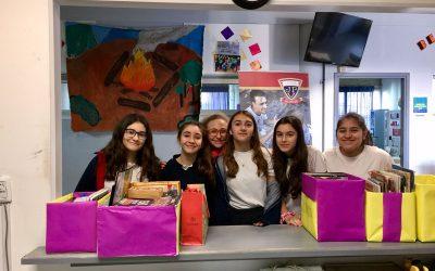 Donación a Escuela Nº167