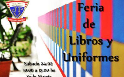 Feria de Libros y Uniformes
