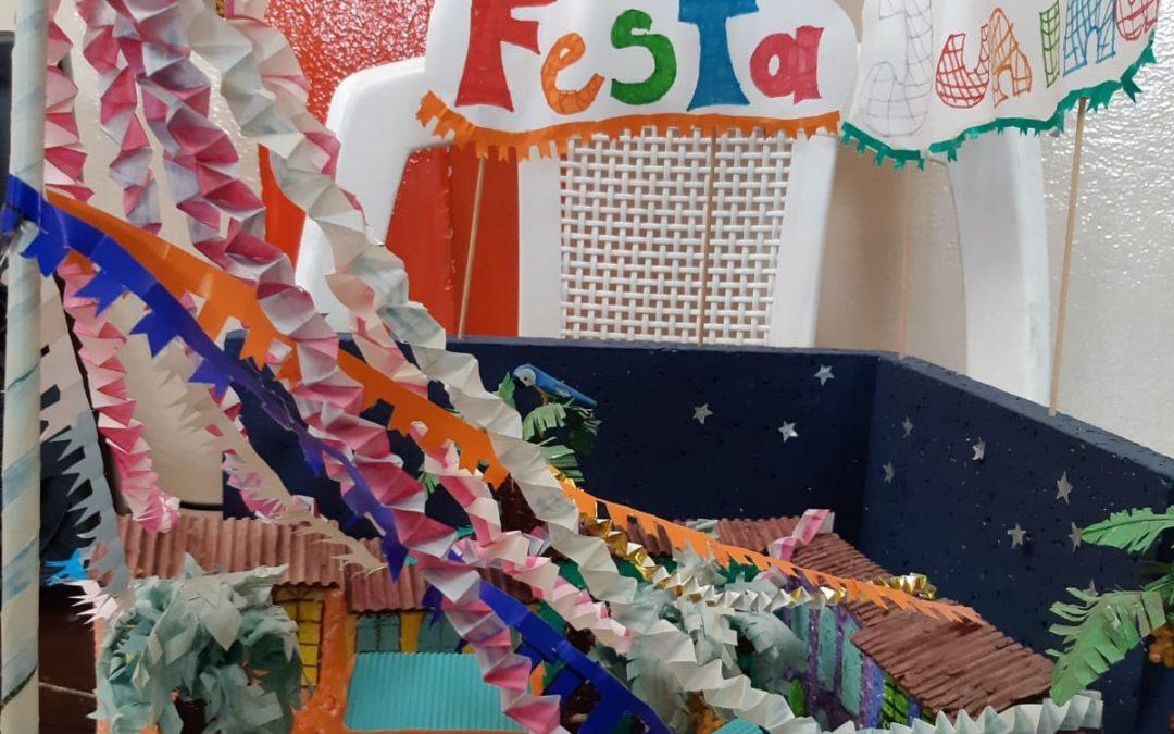 En el Colegio celebramos la Festa Junina del Varela!!!
