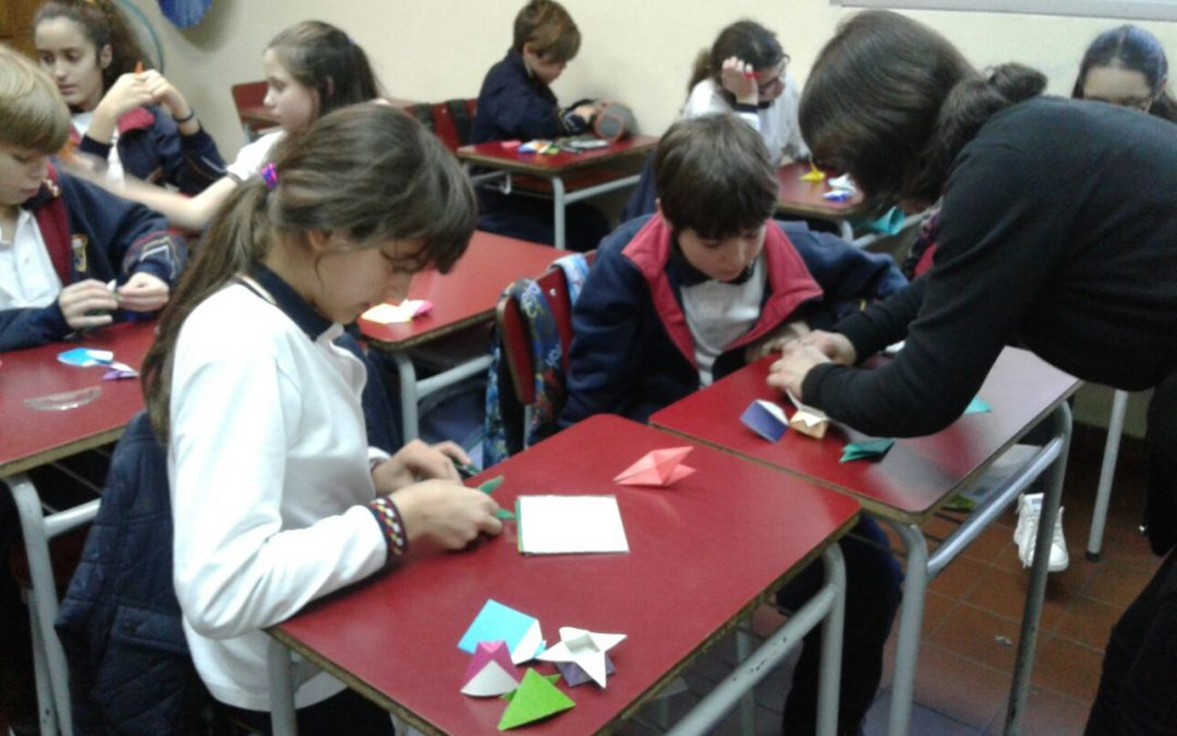 Los alumnos de 6º Año siguen conociendo diferentes culturas