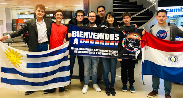 2018-10-14 llegada a Paraguay
