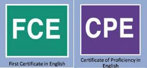 Resultados FCE y CPE período diciembre 2018