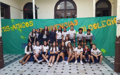 Los estudiantes de 1° de Secundaria comienzan su camino…