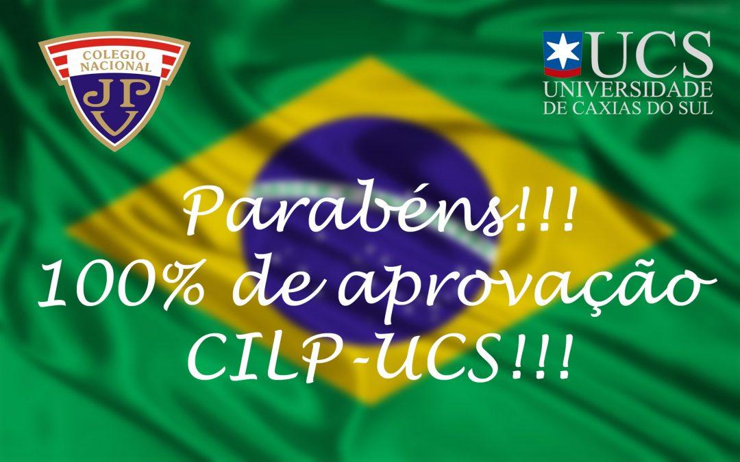 Resultado exámenes CILP – UCS
