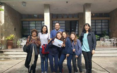 """Encuentro de Docentes de Geografía de Liceos Rurales 2019 """"Construyendo  Ciudadanía"""""""
