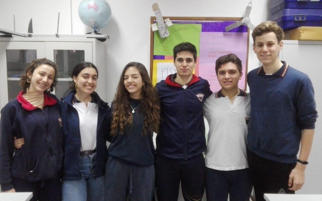 Clasificación a la segunda etapa de la Olimpiada Uruguaya de Astronomía
