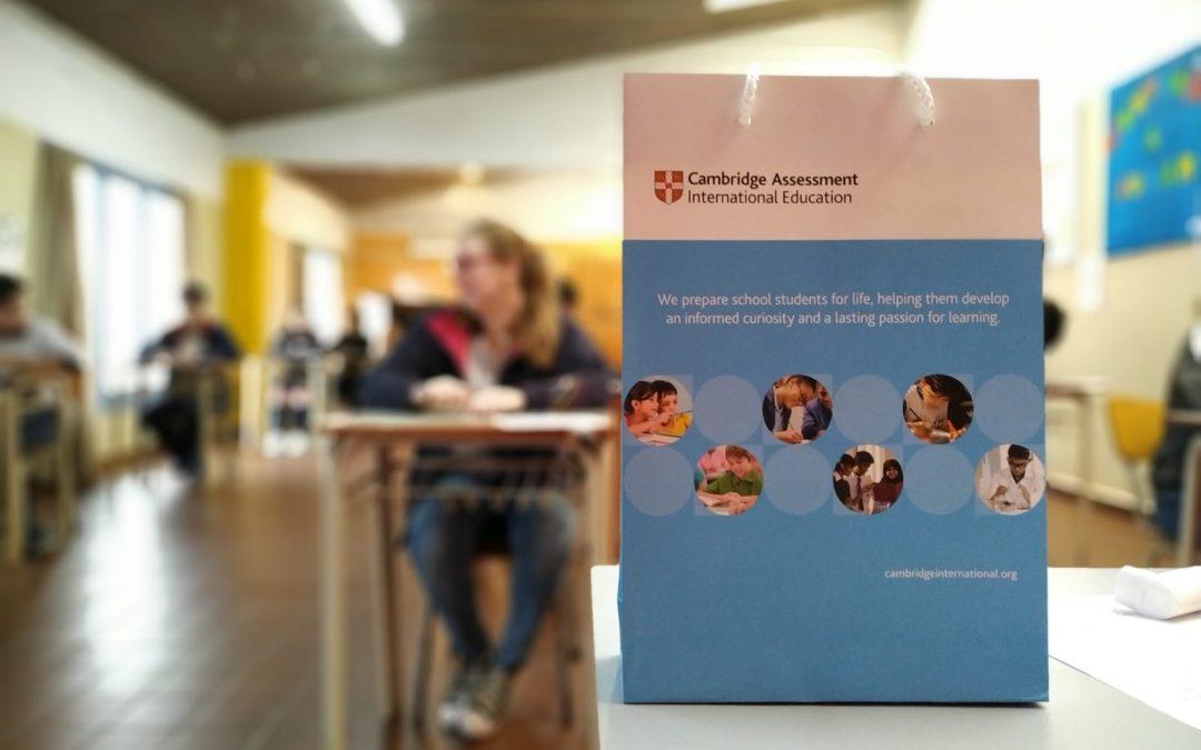 Culmina un nuevo período de exámenes IGCSE