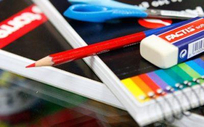 Listado de materiales Inicial, Primaria y Secundaria MVD y CDC 2020