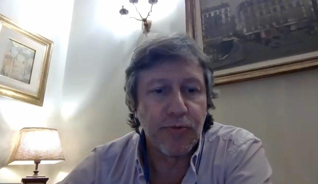 Conferencia Covid-19 – PHD Carlos Batthyány