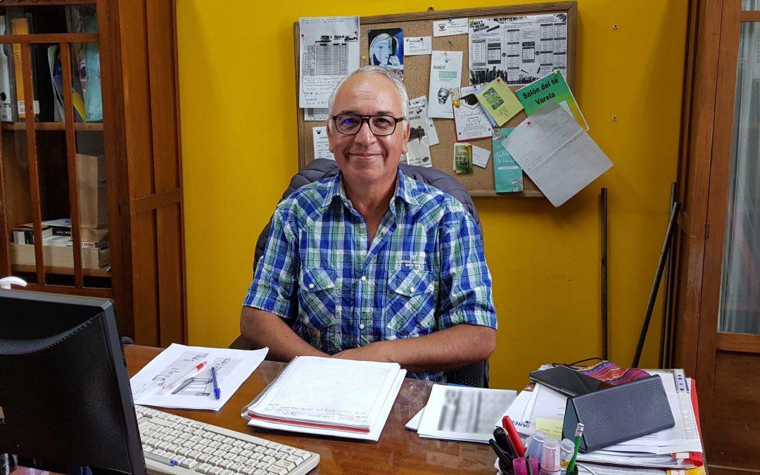 Nuevo director de Secundaria se integra al equipo del Varela